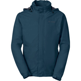 VAUDE Escape Bike Light Jacket Men dark petrol